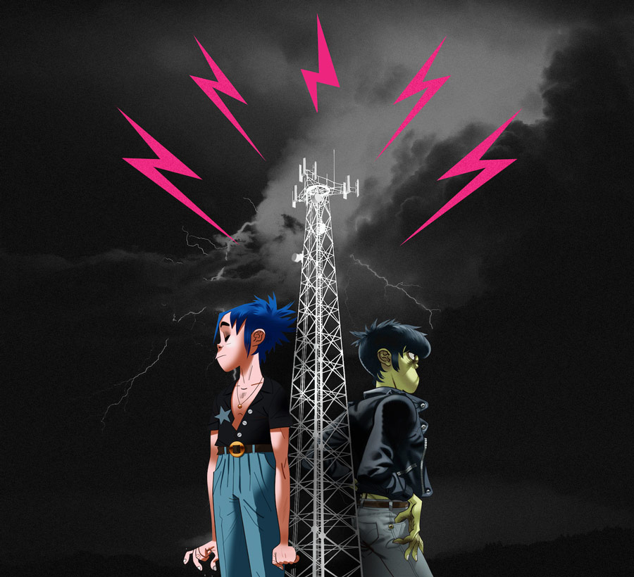 IN CONVERSATION WITH MURDOC & 2D