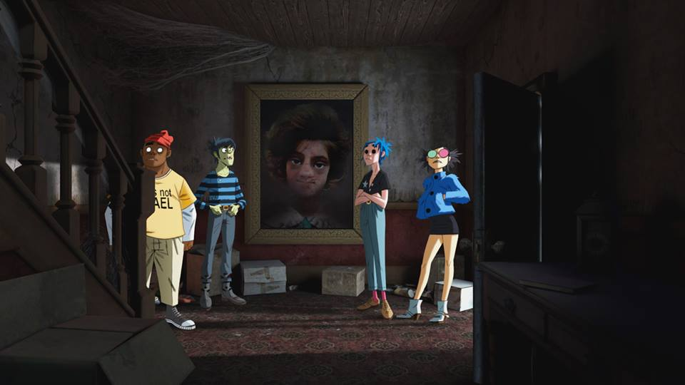 SATURNZ BARZ (SPIRIT HOUSE) VIDEO