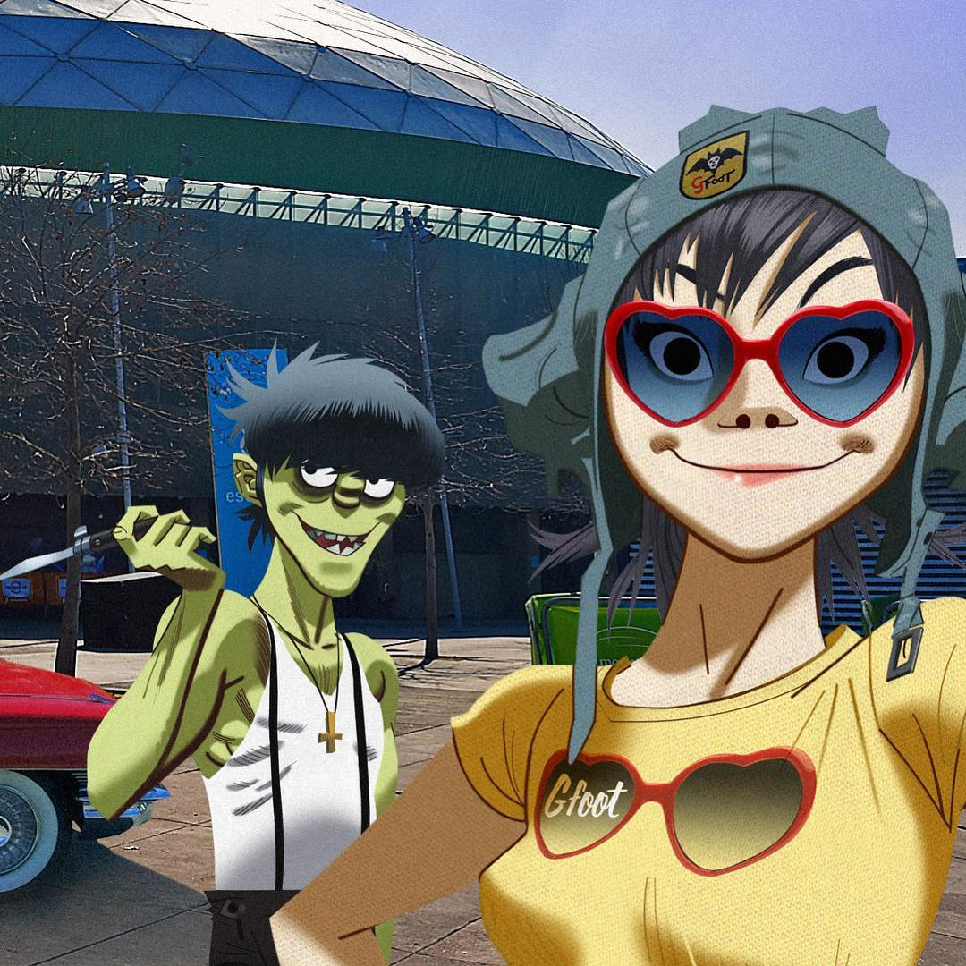 CHAT WITH MURDOC AND NOODLE RIGHT NOW
