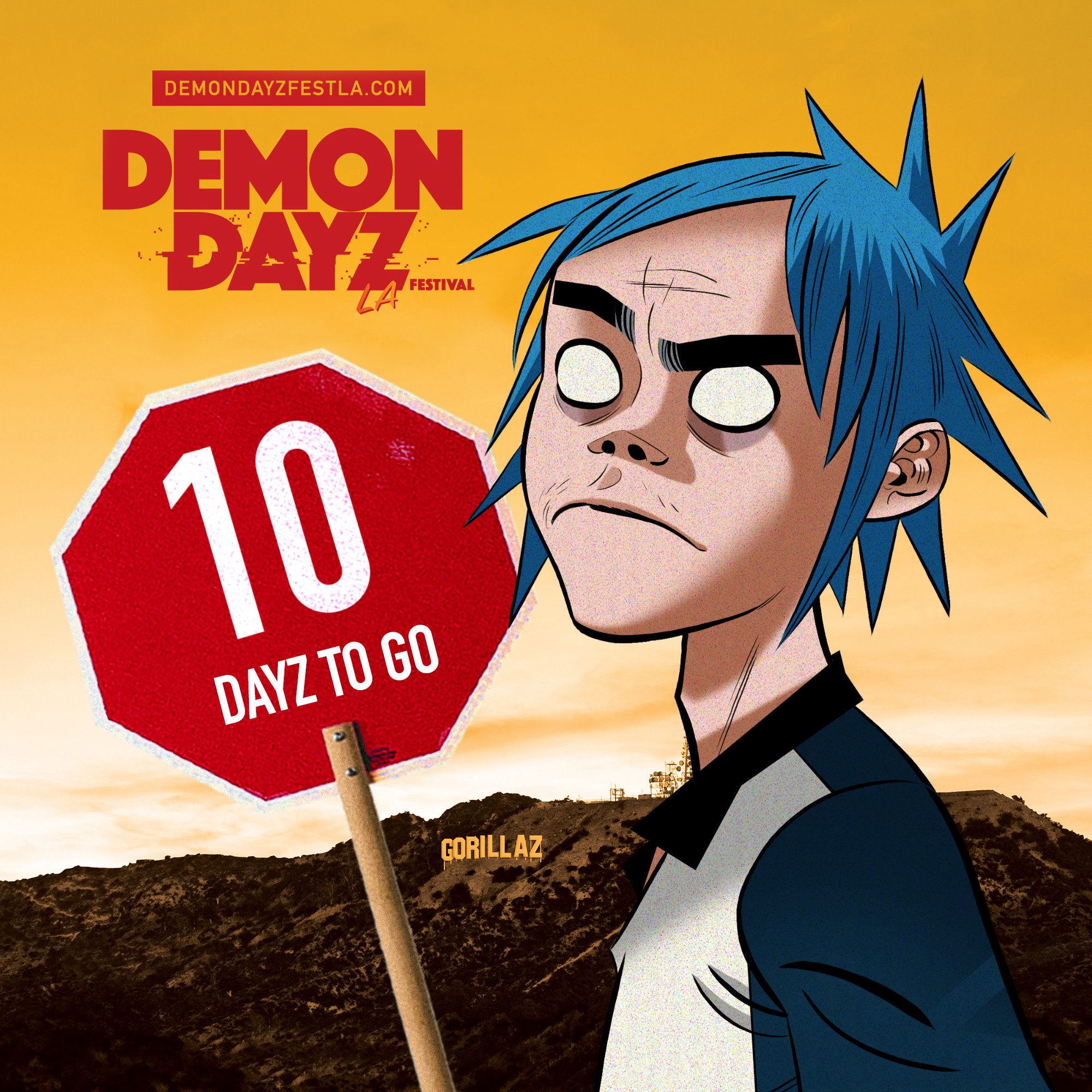 DEMON DAYZ FESTIVAL: THE COUNTDOWN HAS BEGUN